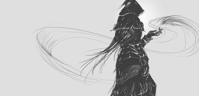 Knight Sketch 01